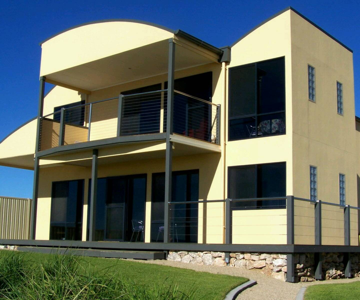 Home Design Ideas Front: Modern Homes Designs Front Views - House Plans