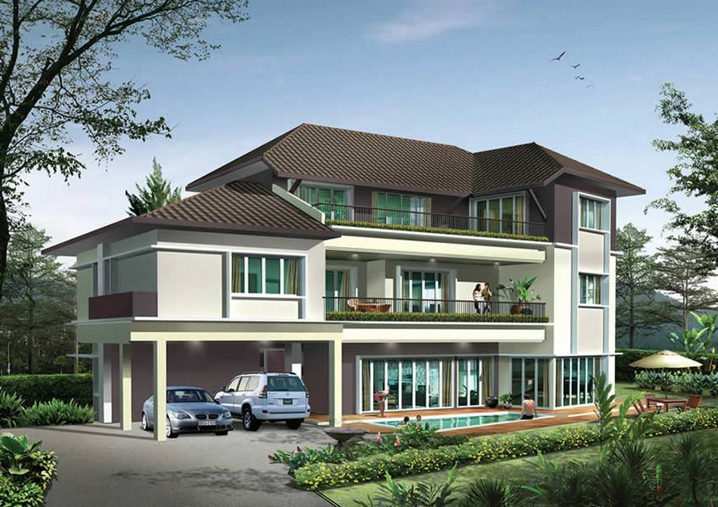 Modern Homes Exterior Beautiful Designs Ideas Home Design House Plans 41967