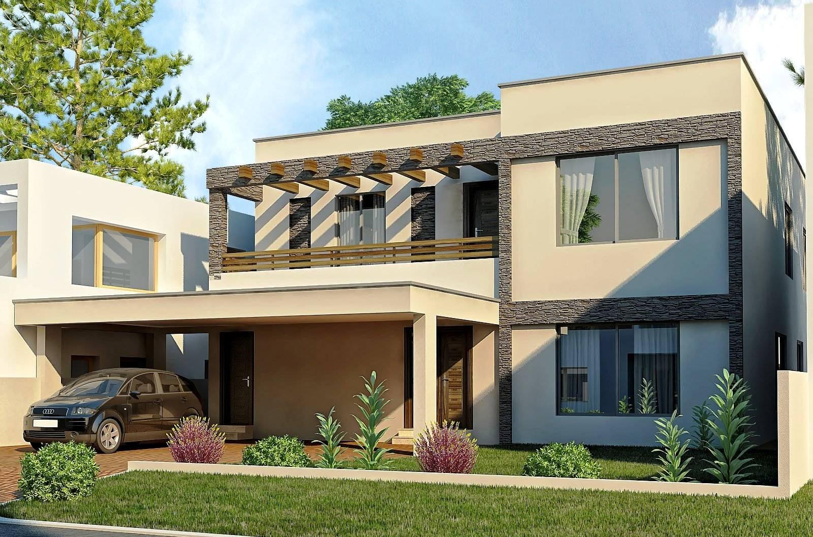 Modern Homes Exterior Designs Views Home Ideas House Plans 29251