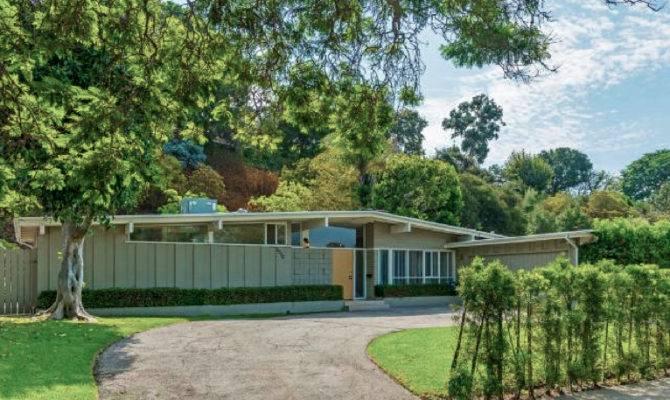 Modern Homes Los Angeles Edward Fickett Brentwood