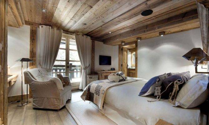 Modern House Chalet Style Ideas Design