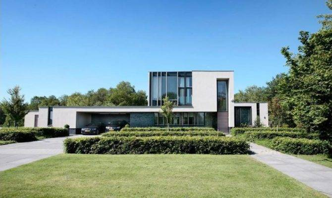 Modern House Cohesive Design Conceptual Logical Zone Ranking Home