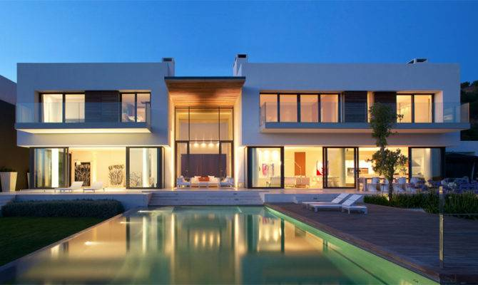Modern House Design Exploits Spectacular Landscape Digsdigs