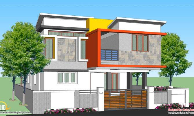 Modern House Design Square Yards