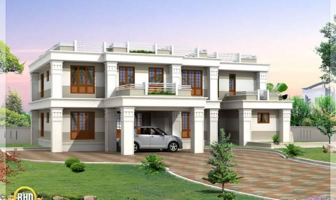 Modern House Designs Floor Plans Home