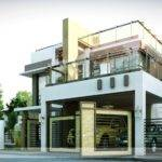 Modern House Designs Series Mhd Pinoy Eplans
