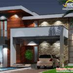 Modern House Elevation Home Appliance