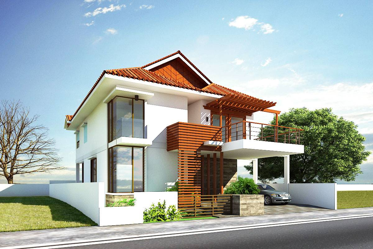 Modern House Exterior Front Designs Ideas Home House Plans 2132
