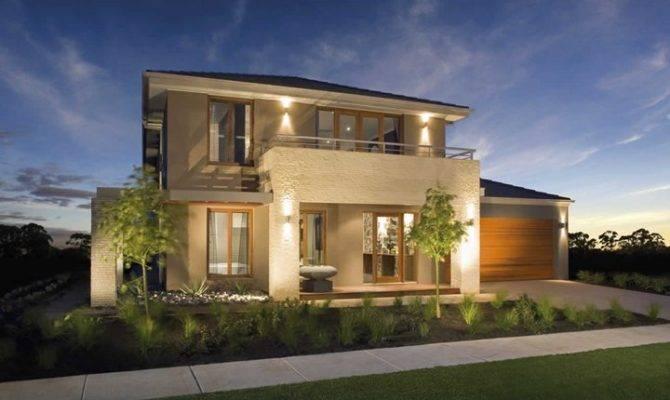 Modern House Facade Design Simple Small Garden Ideas