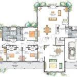 Modern House Floor Plans Hartley Plan