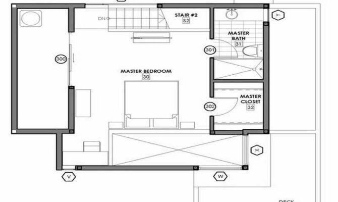 Modern House Floor Plans Small Trend Plan