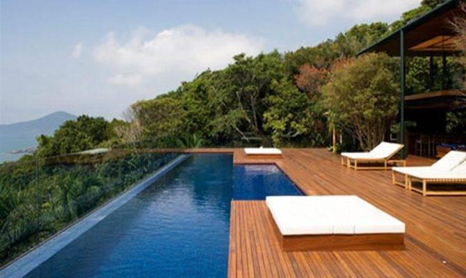 Modern House Ideas Swimming Pool