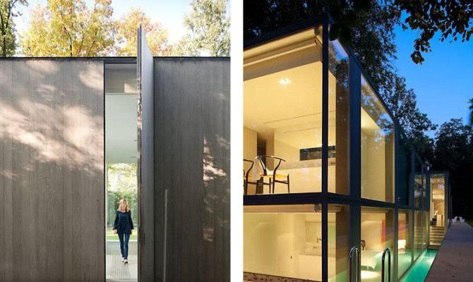Modern House Narrow Lot Design Moderndesign