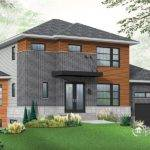 Modern House Plan Basement Apartment