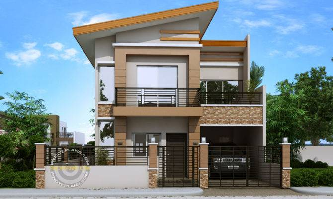 Modern House Plan Dexter Pinoy Eplans