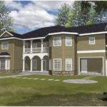 Modern House Plan Square Feet Bedrooms Dream Home