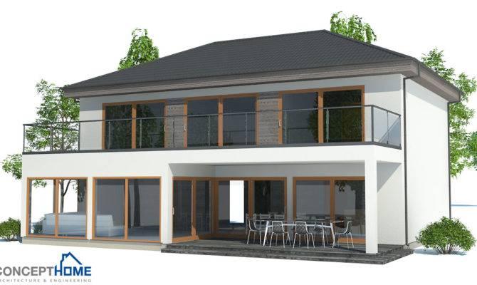 Modern House Plans Affordable