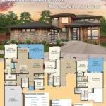 Modern House Plans Architectural Designs