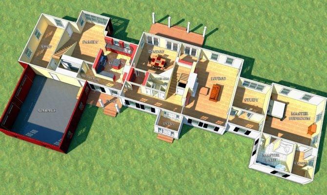 Modern House Plans Home Design Ideas
