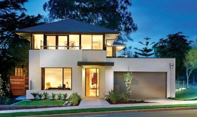 Modern House Plans Lots Windows Best Designs