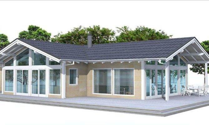 Modern House Plans Lots Windows Ideas