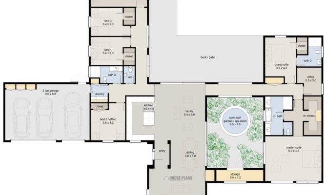 Modern House Plans Photos Zen Lifestyle Bedroom