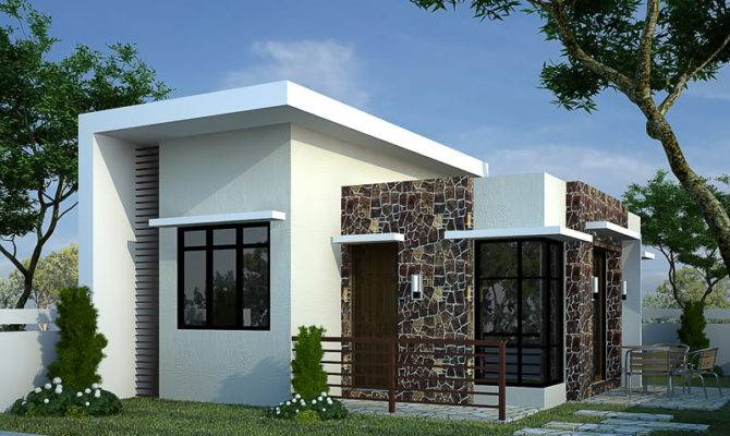 Modern House Plans Write Which Listed Within
