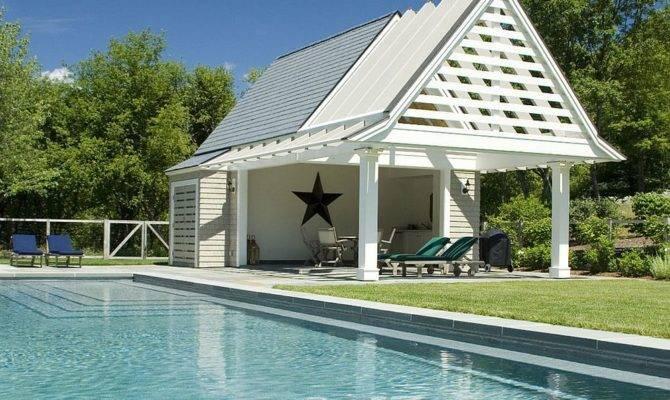 Modern House Pool Sale Bar Bathroom Plans