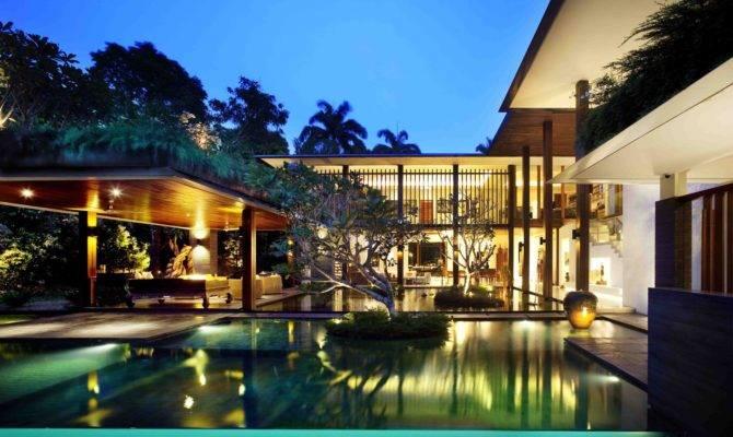 Modern Houses World Amazing Best Zen House