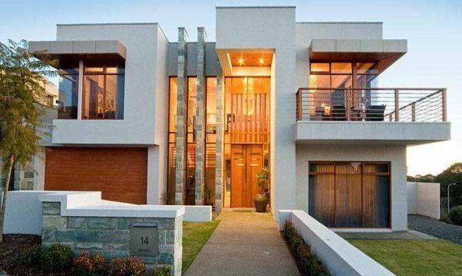 Modern Indian Home Design Front Joy Studio
