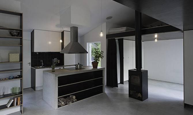 Modern Interior Small House Dinell Johansson Design