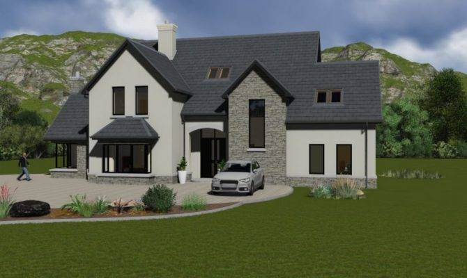 Modern Irish House Plans Lovely