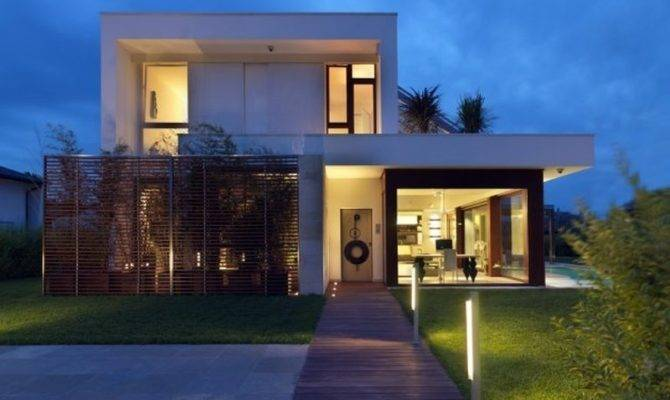 Modern Italian Design House Duilio Damilano Plans