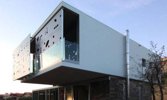 Modern Italian Homes Innovative Casa Adriatic Coast