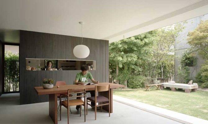Modern Japanese Garden Home Decorating