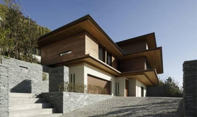 Modern Japanese House Residence Kidosaki