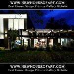 Modern Japanese Townhouse Architecture Two Storey Courtyard Design