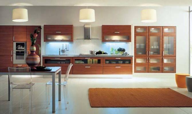 Modern Kitchen Cabinet Designs Interior Design