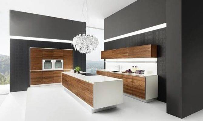 Modern Kitchens New Contemporary Kitchen