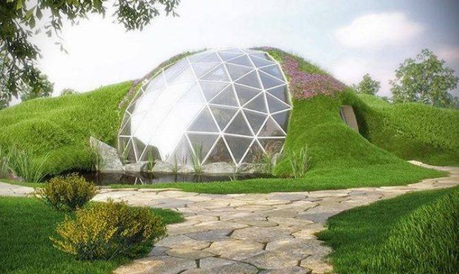 Modern Living Biodomes Glass Geodesic Dome Homes