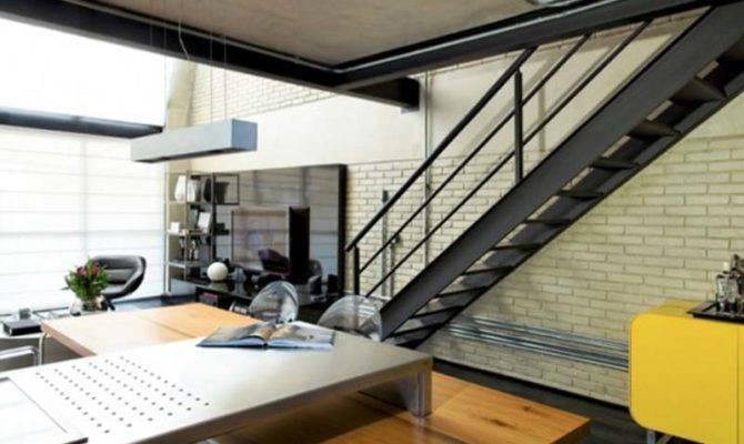 Modern Loft Design Ideas