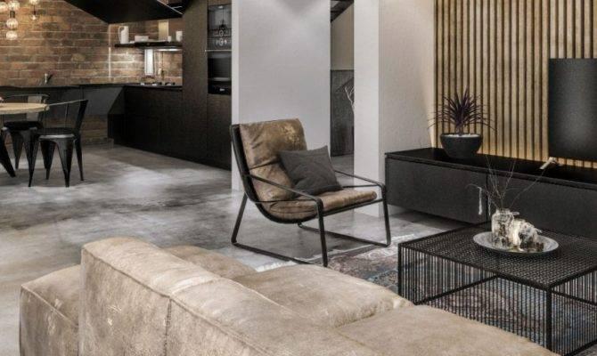 Modern Loft Interior Design Idwhite Studio