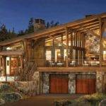 Modern Log Timber Frame Homes Plans