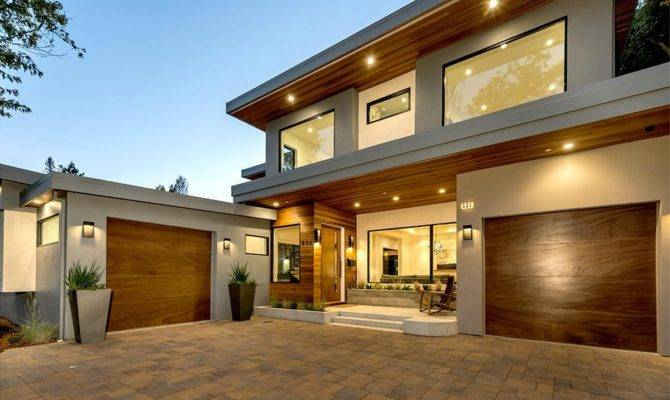 Modern Luxury Homes San Jose California