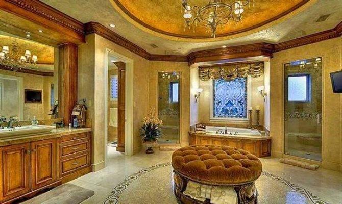 Modern Luxury Master Bathroom Design Ideas