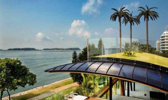Modern Luxury Tropical House