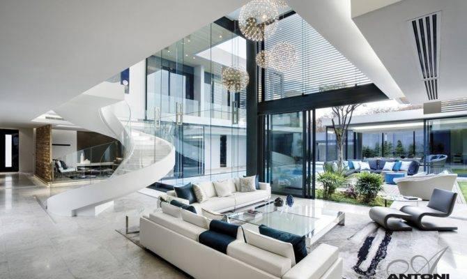 Modern Mansion Perfect Interiors Saota