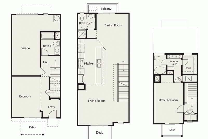 Modern Master Suite Floor Plans Bedroom