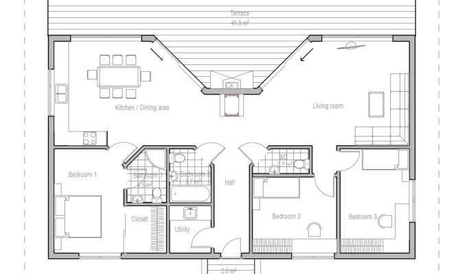Modern Micro House Plans