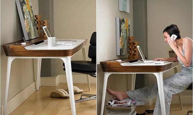 Minimalist Modern Office Desk Horitahomes Com